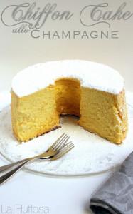 CHIFFON CAKE ALLO CHAMPAGNE