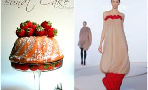 FASHION INSPIRATION: BUNDT CAKE BIO & ELIO FIORUCCI