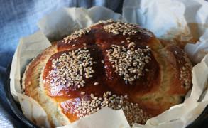CHALLAH ASHKENAZITA pane ebraico del sabato