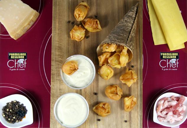 tortellini fritti con crema al parmiggiano reggiano 2_mysecretroom_maria ter