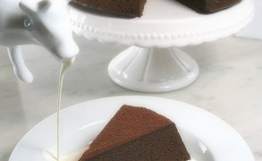 CHOCOLATE MUD CAKE DAL LIBRO DI DONNA HAY
