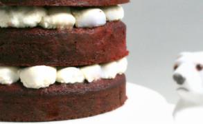 RED VELVET CAKE ORIGINALE DELLA MAGNOLIA BAKERY