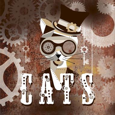 CATS Steampunk il Musical di Opera Populaire