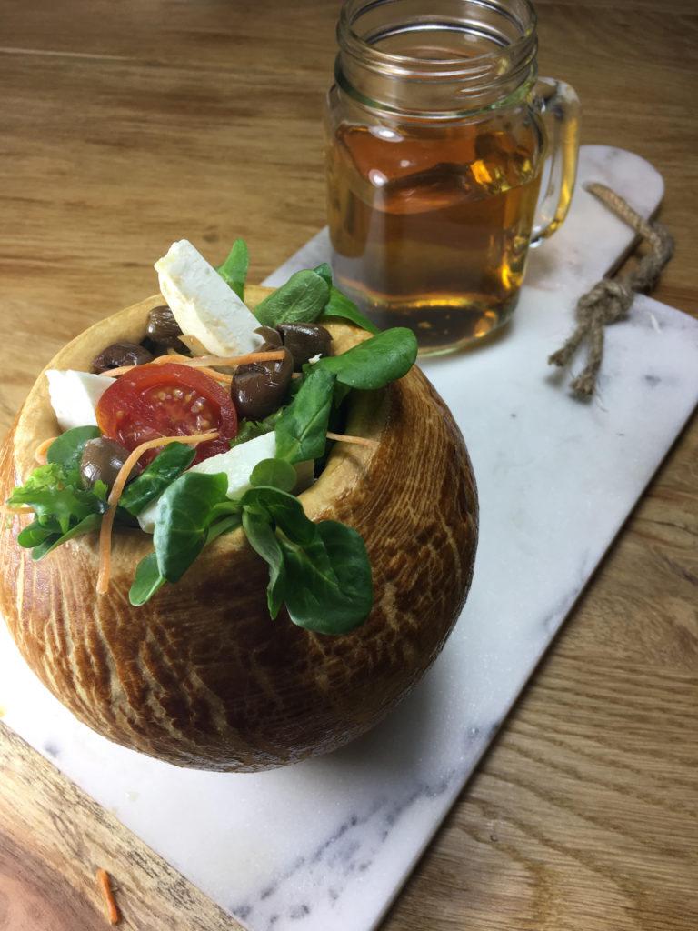 Anfora di Brisée senza glutine Buitoni ed è subito insalata chic