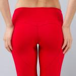yoga legging Nina B Roze € 75,25 su Etsy