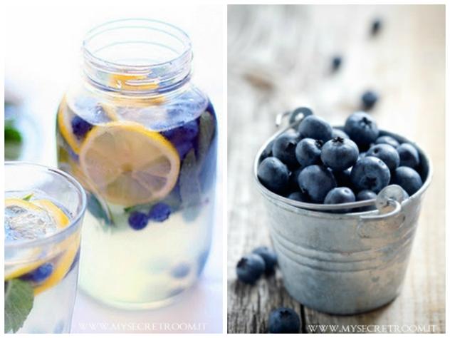 ghiaccioli alla limonata e mirtilli 4