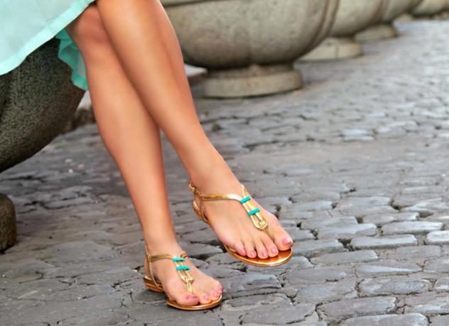 i miei sandali Amedeo Canfora