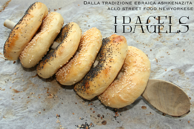 ricetta dei bagels originali e sposarsi New York