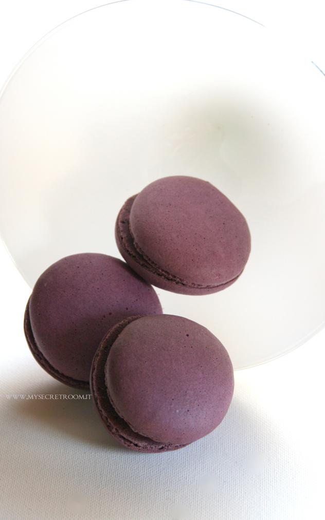 macarons ai mirtilli3
