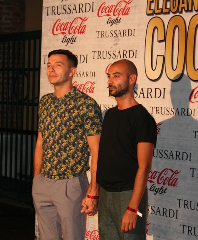 ELEGANTLYCOOL IL PARTY COCA-COLA & TRUSSARDI_mysecretroom7