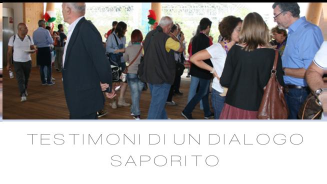 Cocineras e Cesarine a expo 2015 nella partita Messico-Italia vince il gusto55
