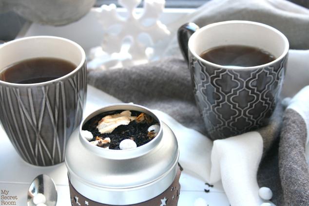 Tè bianco di Natale N° 2 (Joyeux Noël)