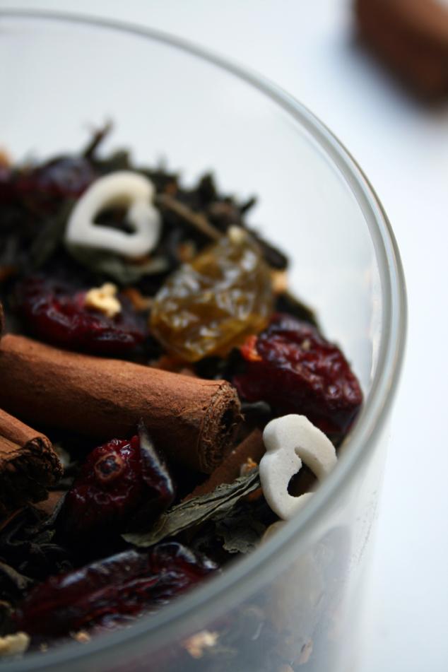 Tè rosso di Natale N°1