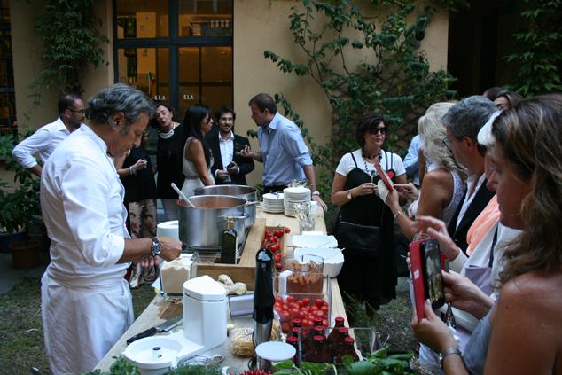 a Milano con lo chef Filippo La Mantia e i pomodori Agromonte_28