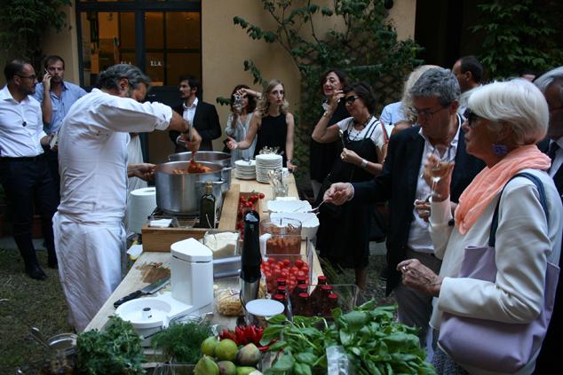 a Milano con lo chef Filippo La Mantia e i pomodori Agromonte_30