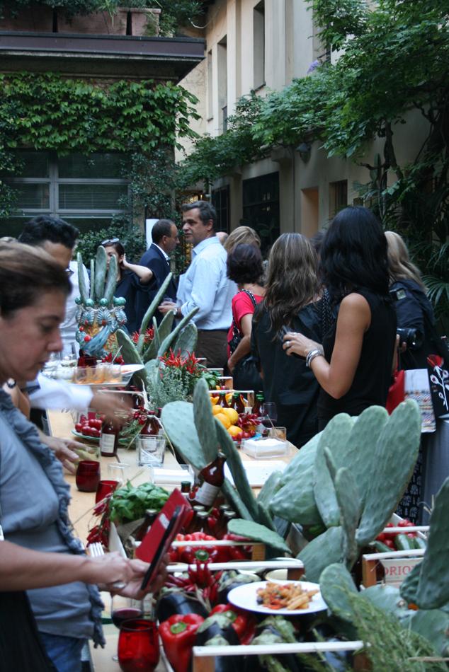 a Milano con lo chef Filippo La Mantia e i pomodori Agromonte_34