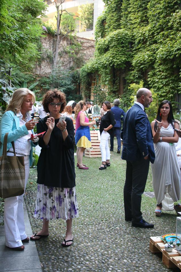 a Milano con lo chef Filippo La Mantia e i pomodori Agromonte_6