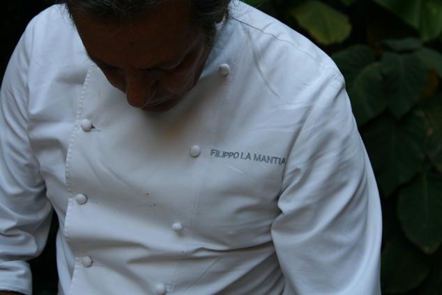 a Milano con lo chef Filippo La Mantia e i pomodori Agromonte