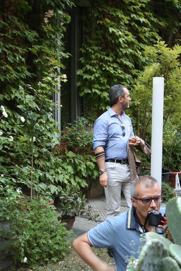 a Milano con lo chef Filippo La Mantia e i pomodori Agromonte_Massi
