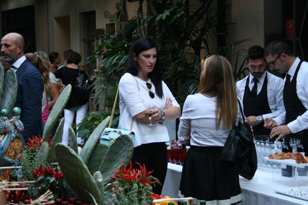 a Milano con lo chef Filippo La Mantia e i pomodori Agromonte_io e bene