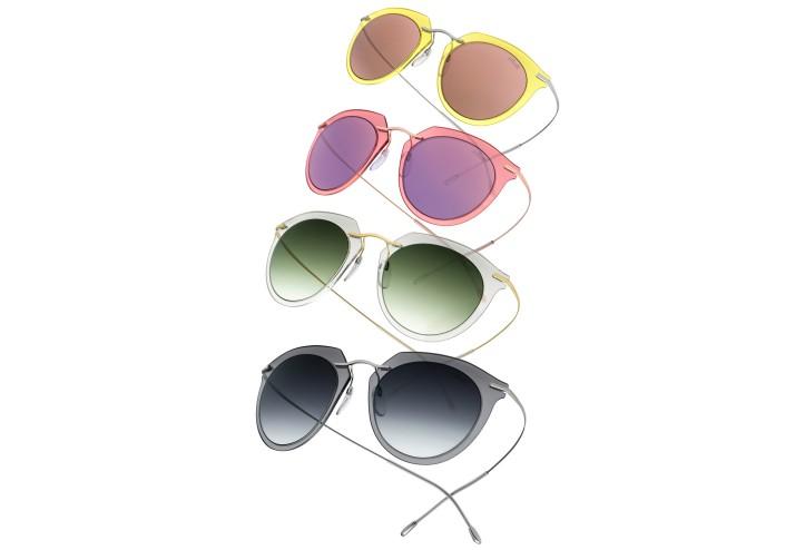 Arbesser disegna la Special Edition Silhouette eyewear 2017