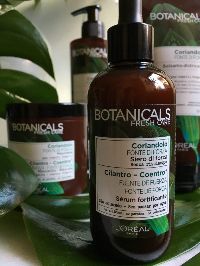 botanicals fresh care Coriandolo