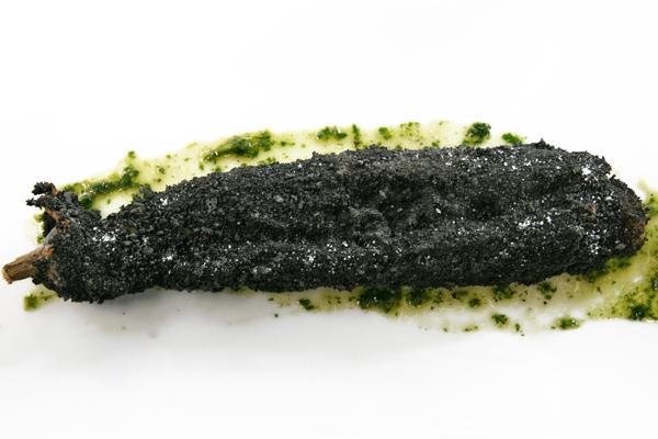 l'estro in cucina dello chef stellato Vinciguerra