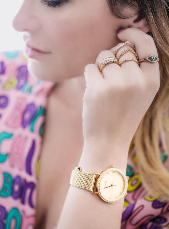 DIAMONIQUE JEWEL WATCHES il mio orologio luxury Prêt-à-porter