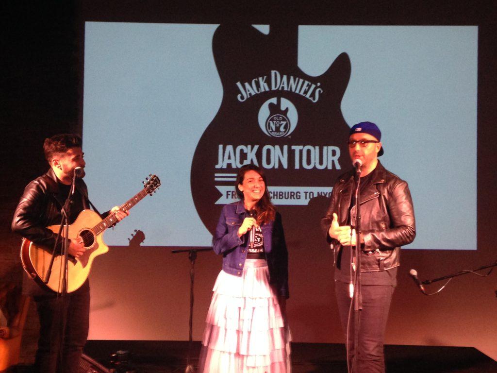 Jack on Tour