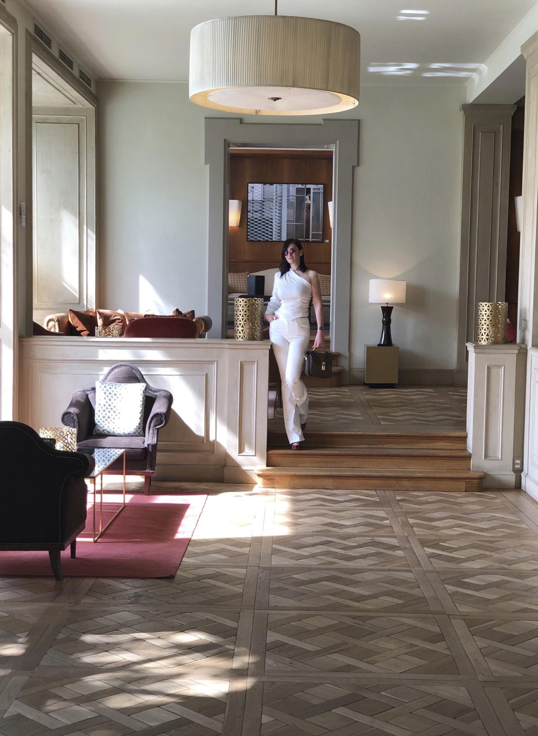 Sina Villa Medici scelta lussuosa per soggiornare nella ...